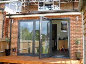 Horsham Extension External View
